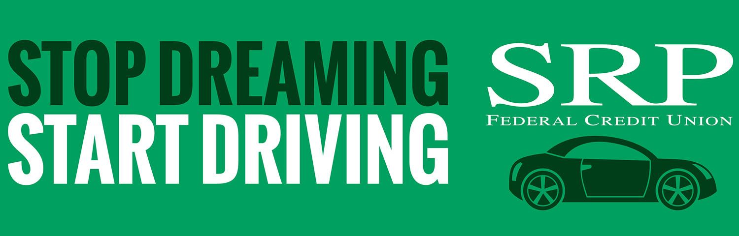 Banner - Stop Dreaming Start Driving | Home