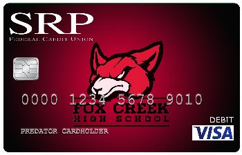 Fox Creek High School | Debit Cards