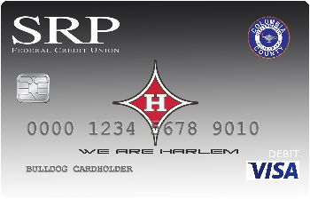 Affinity Card - Harlem High School | Debit Cards