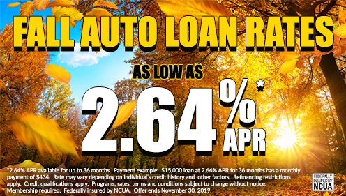 Fall Loan Rate | Fall Loan Promo