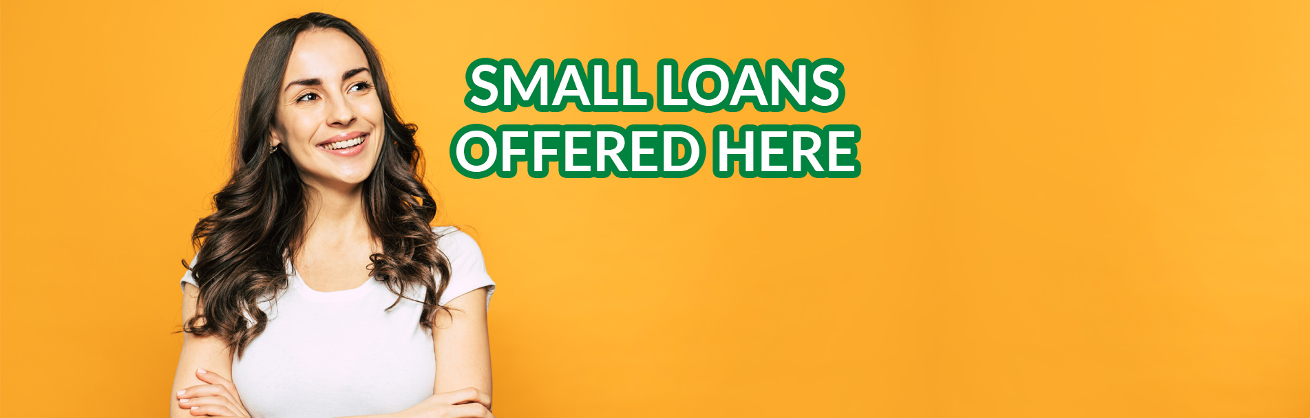 Banner - Small Loans | Home