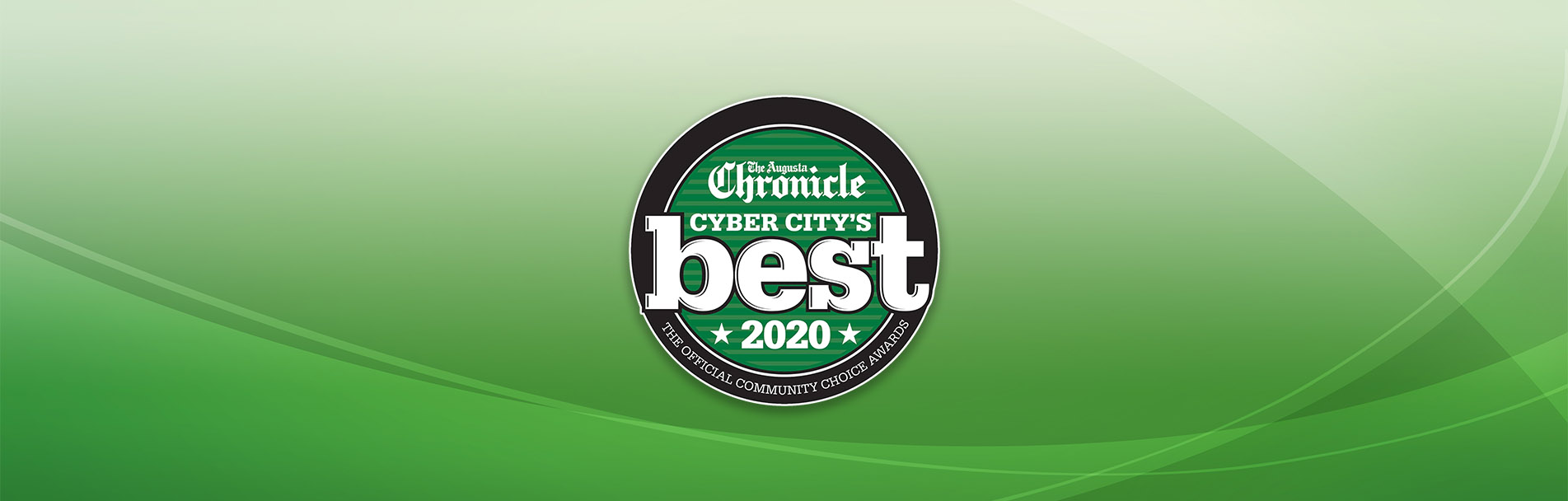 Banner - Cyber City's Best 2020 | Home